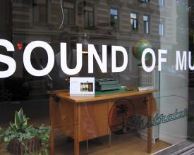 Reisebyrået Ekstratur på Sound of Mu.