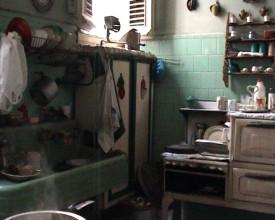 Marias kjøkken.