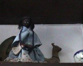 En av Marias beskyttere.